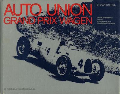 Stefan Knittel Auto-Union Grand Prix Wagen 1980