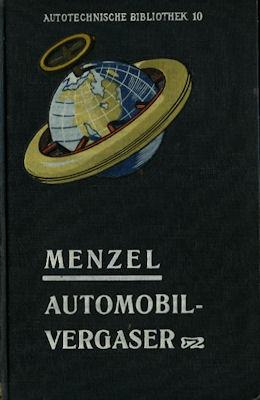 Autotechnische Bibliothek Bd.10 Automobil-Vergaser 1916
