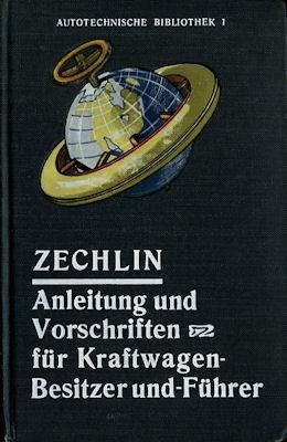 Autotechnische Bibliothek Bd. 1 Anleitungen und Vorschriften 1909
