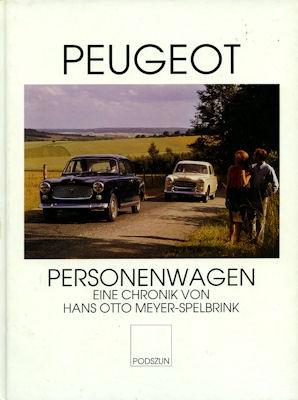 H.O. Meyer-Spelbrink Peugeot Personenwagen 1992