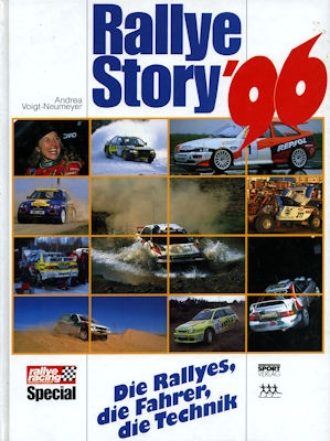 Rallye Story 1996 Andrea Voigt-Neumeyer