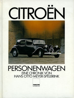 H. O. Meyer-Spelbrink Citroen Personenwagen 1988
