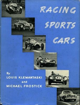 Klemantaski / Frostick Racing Sports Cars 1956