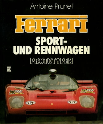 Antoine Prunet Ferrari Sport- und Rennwagen Prototypen 1991