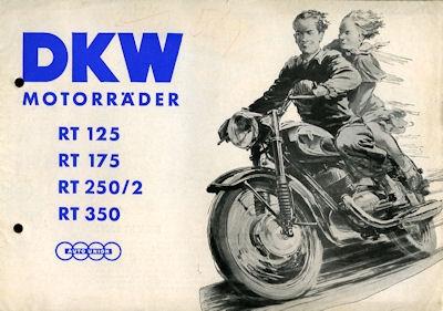 DKW Programm 10.1953