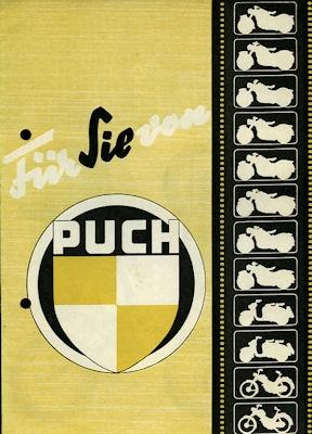 Puch Programm 7.1956