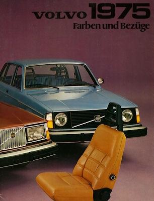Volvo Farben 1975