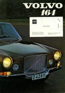 Volvo 164 Prospekt 1971