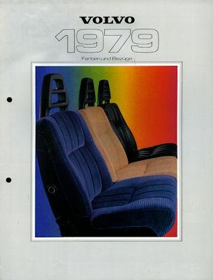 Volvo Farben 1979