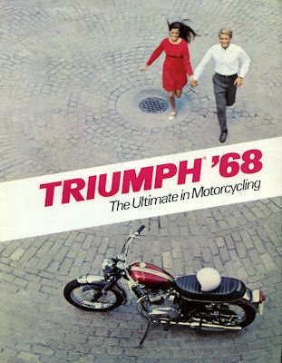 Triumph Programm 1968