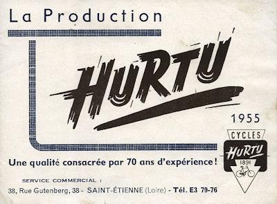 Hurtu Programm 1955