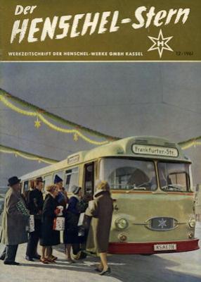 Der Henschel-Stern 12.1961