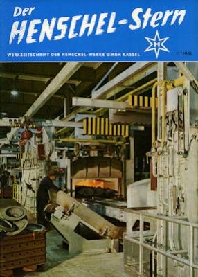 Der Henschel-Stern 11.1961
