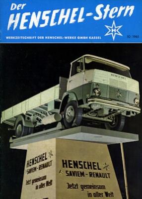 Der Henschel-Stern 10.1961