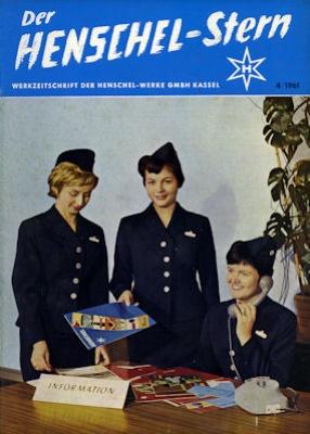 Der Henschel-Stern 4.1961