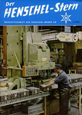 Der Henschel-Stern 6.1962