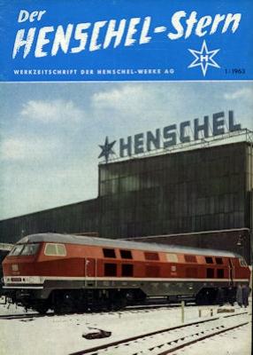 Der Henschel-Stern 1.1963
