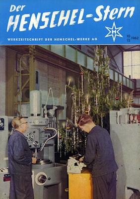 Der Henschel-Stern 10.1962