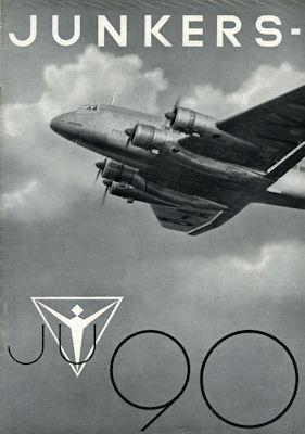 Junkers Ju 90 Prospekt 1938 0