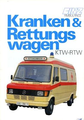 Mercedes-Benz Binz Programm 1983