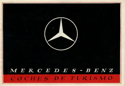 Mercedes-Benz Programm 1939 sp 0