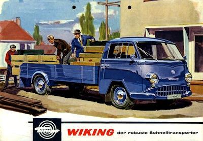 Tempo Wicking Prospekt 1961