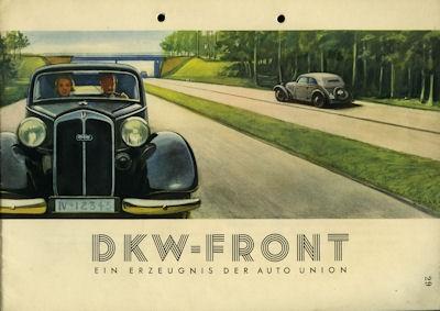 DKW Front Prospekt 1.1937