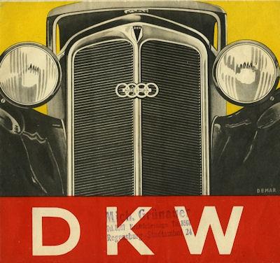 DKW Programm 11.1934