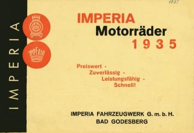 Imperia Programm 1935