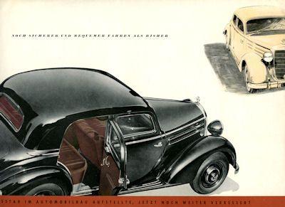 Mercedes-Benz 170 S Prospekt 1952 1