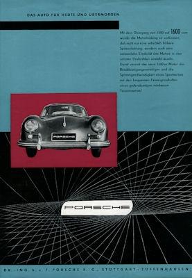 Porsche Programm 1956