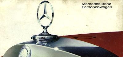 Mercedes-Benz Programm 9.1965