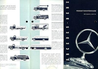 Mercedes-Benz Programm X.1954 0