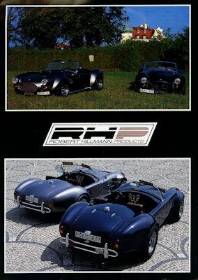 R.H.P. Cobra Prospekt 1990er Jahre