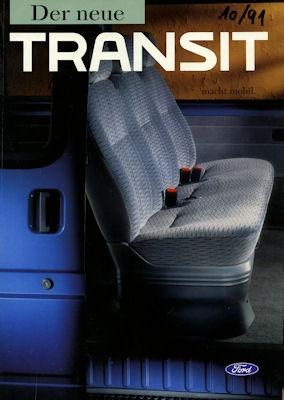 Ford Transit Prospekt 1992