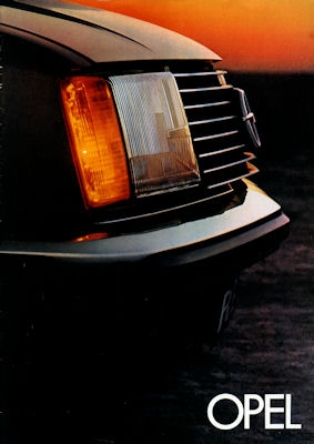Opel Programm 9.1977