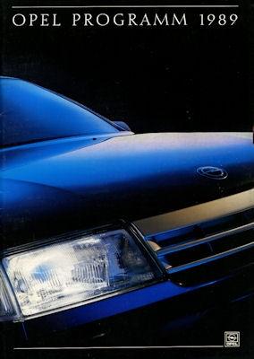 Opel Programm 9.1988