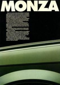 Opel Monza Prospekt 2.1978 f