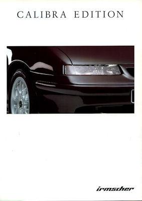 Opel Irmscher Calibra Prospekt 1996