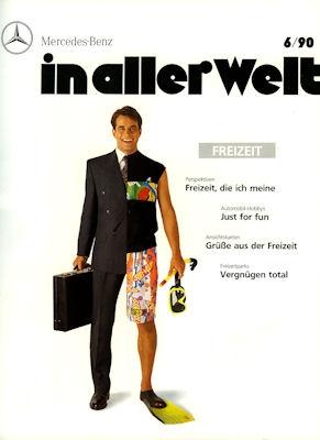 Mercedes-Benz In aller Welt Nr. 6 1990