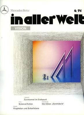 Mercedes-Benz In aller Welt Nr. 4 1991