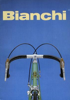 Bianchi Fahrrad Programm 1984
