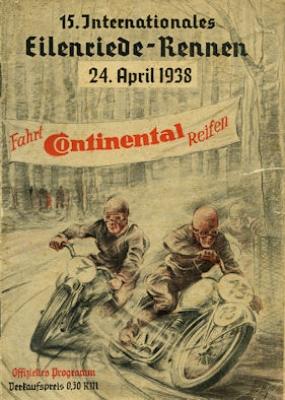 Programm Eilenriede 4.1938