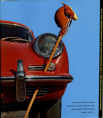 Hermann Lapper Porsche - Liebe zu ihm 1960 0