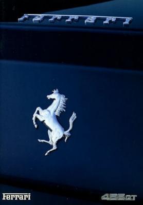Ferrari 456 GT Prospekt 1994