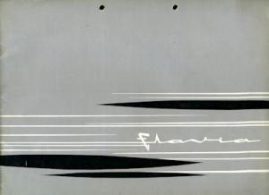 Lancia Flavia Prospekt 1962 e