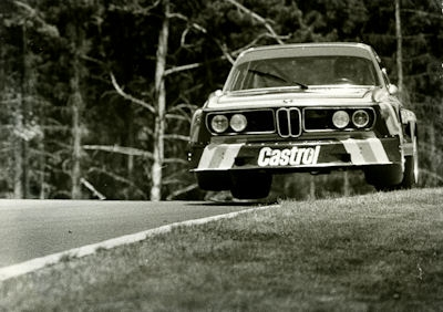 Foto BMW Hans Stuck Motorsport 1000 km Nürburgring 1974
