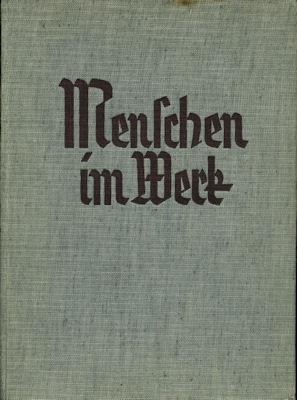 Junkers Flugzeug- und Motorenwerke AG Menschen im Werk 1940