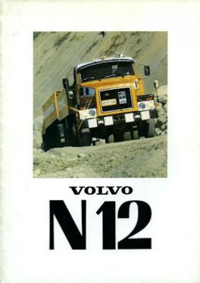 Volvo N 12 Prospekt 1977