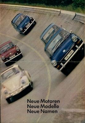 VW Programm 8.1965